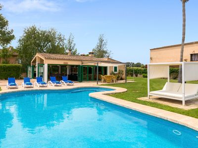 Photo for Finca Can Rito (090308) - Country house for 20 people in Felanitx