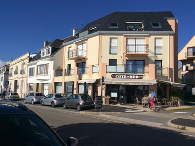 Photo for Beautiful sea view apartment Concarneau - Wi fi, balcony, private parking