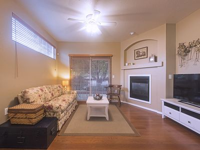 Photo for FULLY FURNISHED EXECUTIVE 2 BED/2BATH CONDO NEAR CSU AND OLD TOWN