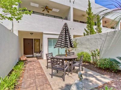 Photo for Views of the Lighthouse and Ocean Breezes from the Veranda of this Great Village Condo