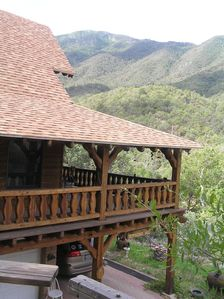Photo for Madera Canyon home w/ spectacular mountain view