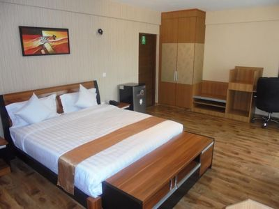 1 Bedroom Furnished and Serviced Apartment at westend hotel