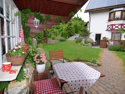 Photo for Quiet apartment with large garden in Zeil am Main in Lower Franconia
