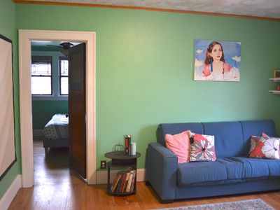Photo for Bright, Spacious 3-Bedroom in the Heart of Bay View