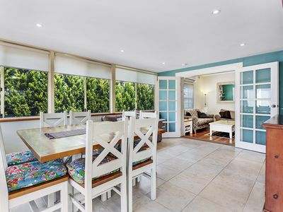 Photo for Oscars Pet Friendly Beach House, 14 Tomaree Road