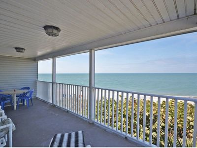 Photo for Beach Front Condo on Manasota Key