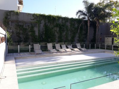 Photo for Colegiales Apartment -  Pool & Gym