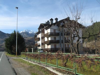 Photo for centrally located apartment that allows you to visit the entire Ao Valley