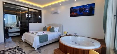 Photo for Luxurious cosy and modern villa with private pool (2)