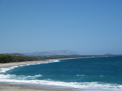 Photo for Sea and Ogliastra mountains 5 minutes from the sea