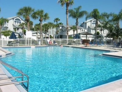 One of Two Heated Swimming Pools (#1364 Gulf & Bay Bayside-VRBO #156638)