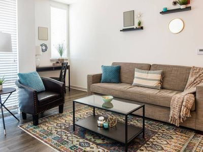 Photo for CONTEMPORARY 1BR APT IN POPULAR MASS AVE DISTRICT
