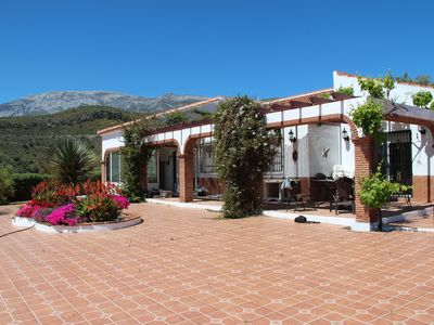 Photo for Casa Aguila - Luxury 3 bedroom villa with swimming pool and spectacular views