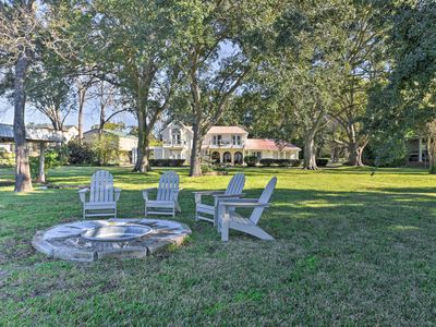 Photo for Luxurious House on Lake Conroe w/Private Boat Dock