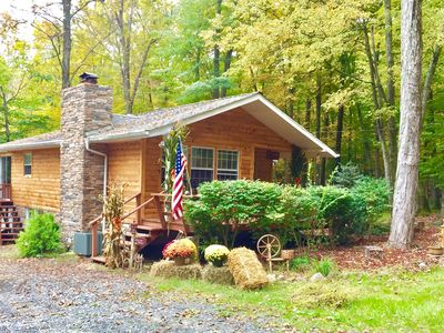 Photo for Lake Wallenpaupack with Boat Slip - 3 Bedrooms-3 Bath  - A/c and Wif