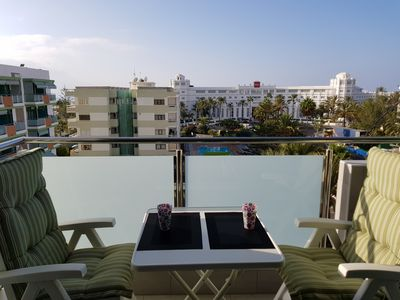 Photo for Beautiful apartment at the foot of the dunes of Maspalomas