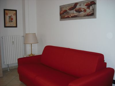 Photo for Studio apartment with garage 250 meters from the pedestrian street and from the hospital