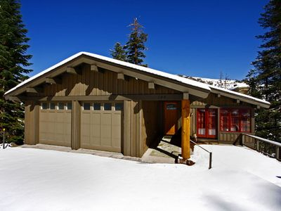 """Photo for """"Perle du Bois"""" - Ski-in ski-out large luxury home"""