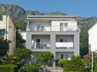 Photo for Apartments Marina, Brist  in Mitteldalmatien - 4 persons, 1 bedroom