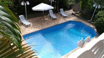 Photo for CHACARA HOUSE OF HIGH STANDARD WITH TV TO CABO- INTERNET -PISCINA-SPACE GOURMET