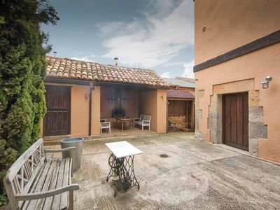 Photo for Holiday house Alcoba de la Torre for 12 - 14 persons with 4 bedrooms - Farmhouse