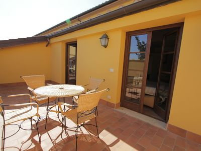 Photo for Stylish studios and apartments located on a holiday park with many facilities at 2 km from the beach