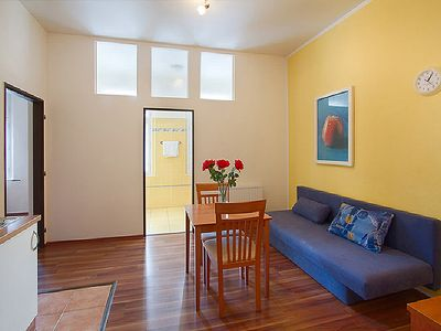 Photo for Spacious apartments with breakfast for 4 people