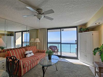 Photo for Sundestin 905 - Gulf Front, Great Views, Community Pool, Hot Tub, Exercise Room!