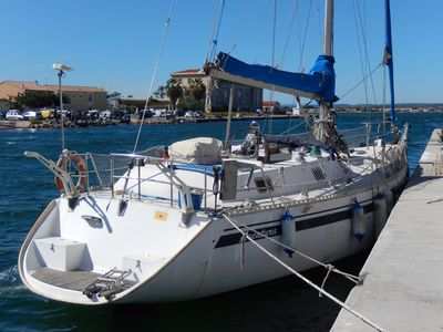Photo for ATYPICAL STAY AT DOCK 13M50 PORT CAMARGUE 6 PEOPLE