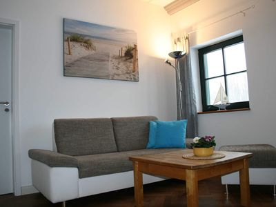 Photo for 2-room apartment in a country house (58m², 4 pers.) First floor - country house San Mar with apartment and log cabins near Kühlungsborn