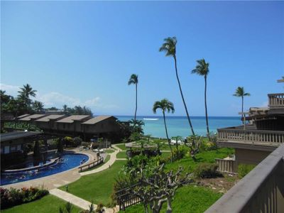 Photo for Kahana Sunset C5: 2 BR / 2 BA condo in Lahaina, Sleeps 6