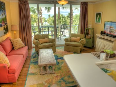 Photo for Great Condo! Beautiful White Sand Beaches, Marina and Lazy River!