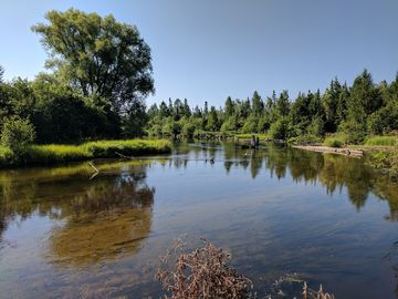 Hanson Hills Recreation Area, Grayling, MI, USA