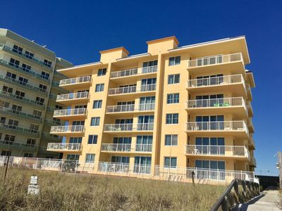Photo for Come Enjoy A Sensational 3/2 Condo Directly On The Beach