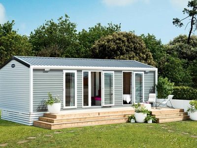 Photo for Camping Le Marqueval *** - Mobil-home o'hara premium 3 rooms 4 people