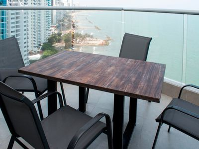Photo for 2BR Apartment Vacation Rental in Cartagena, Colombia