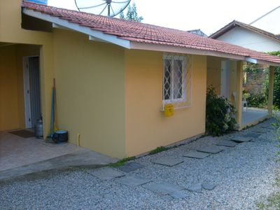 Photo for HOUSE 3 BEDROOMS A 60 M. THE BEACH, IN THE CENTER OF BOMBINHAS / SC
