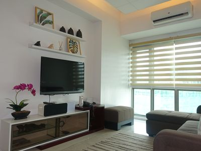 Photo for Elegant Condo at Forbeswood Parklane BGC The Fort