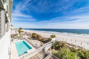 Charming Oceanfront Small Building on Surfside Beach! Perfect Third Floor View