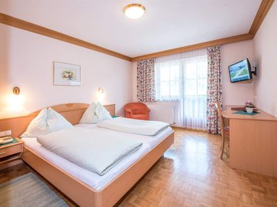 Photo for Triple room with shower or bath Bathroom, WC - Wachter, Hotel Gasthof