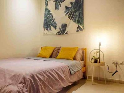 Newly and cozy 2BR condo 2mins to mrt