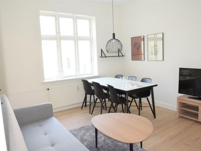 Photo for Bright and spacious apartment in downtown Århus