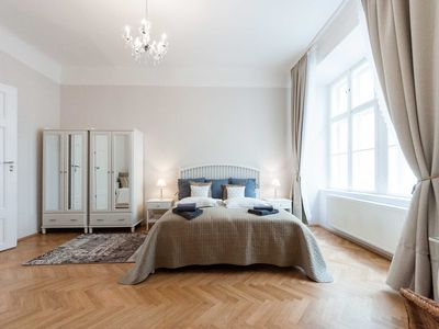 Photo for Elegantvienna Capriccio 2-Bedroom Apartment Near The Cathedral, 1st District