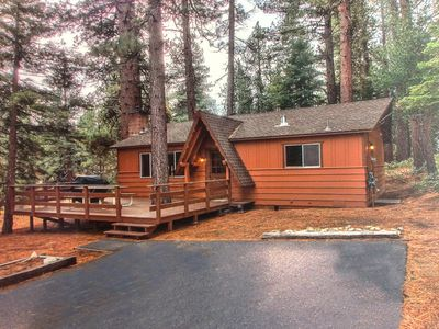 Photo for Upscale Tahoe Cabin Perfect for Honeymooners or Couples