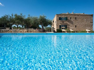 Photo for holiday vacation villa rental italy, sicily, trapani, pool, view, holiday vacation villa to rent to let italy, sicily, t