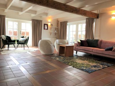 The Barnhouse: a beautiful cottage in the converted stables of an old farmhouse