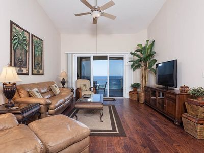 Take pleasure in our elegantly furnished living room - 762 Cinnamon Beach is the definitive luxury beach vacation condo! Located along the beautiful Palm Coast of Florida, you'll enjoy the scenery, pristine beaches, and top-quality golf
