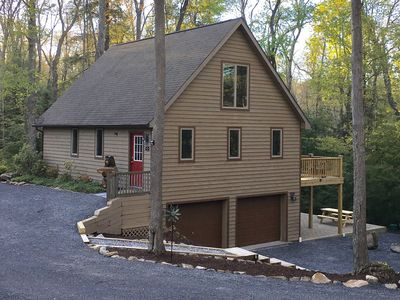 Photo for 3BR Chalet Vacation Rental in Oakland, Maryland
