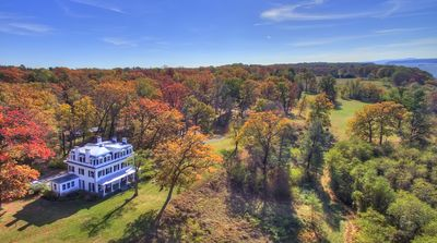 Photo for Historic Hudson Valley Mansion on 87 Acres, Breathtaking Views