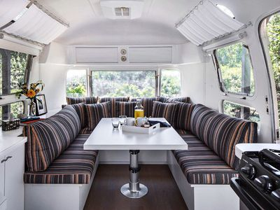 Photo for Glamping! Restored Airstream in the Heart of Topanga